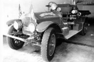 1926 American LaFrance Engine
