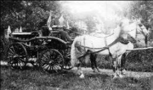 Horse Drawn Engine
