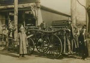 Early Fire Engine