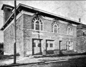 Old Sample Street Fire Station