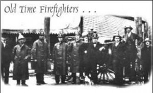 Old Time Firefighters