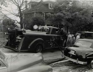 1941 LaFrance Engine